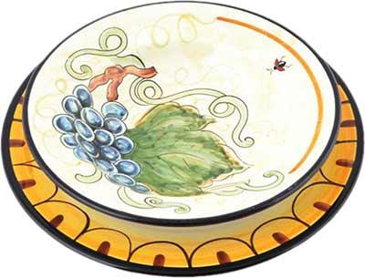 Керамический сервиз посуды в дизайне Bevagna Due