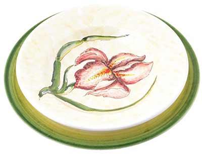 Керамический сервиз посуды в дизайне Vieste