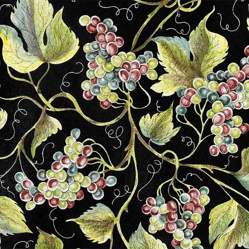 Muster von italienischer Tischplatte Barolo aus Lavastein