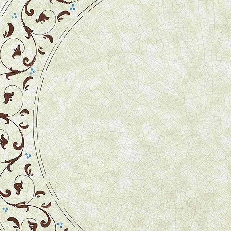 Muster von italienischer Tischplatte Fantasia aus Lavastein