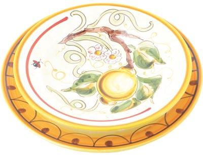 Set da tavola in ceramica design Bevagna